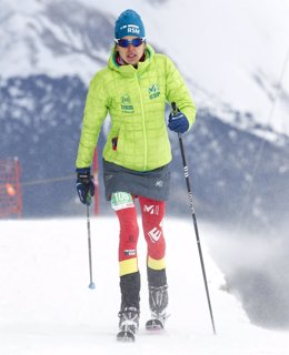 Laura Orgué, atleta del RSM Spain