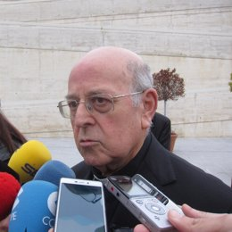Ricardo Blázquez, presidente de la Conferencia Episcopal.