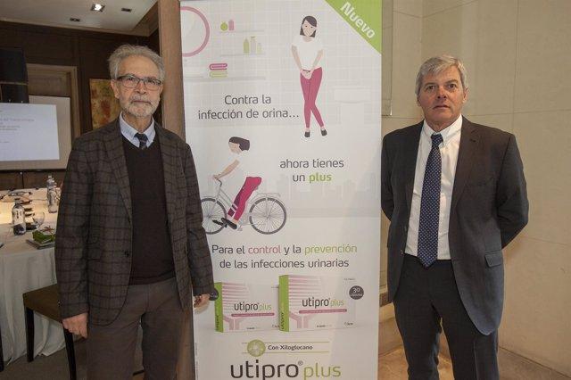 Madrid, 28 de febrero de 2017 Jornadas para control de las infecciones urinarias