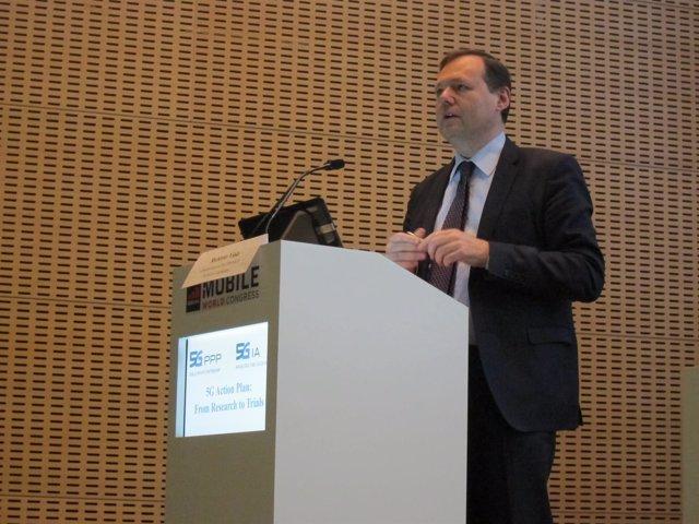 Roberto Viola (DG Connect, Comisión Europea)