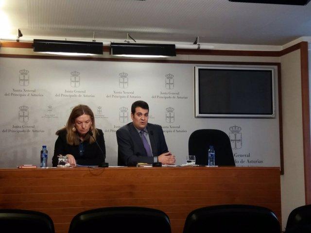 Dolores Campillo y Nino Torre