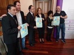 Presentación del I Salón del Comercio de Palencia