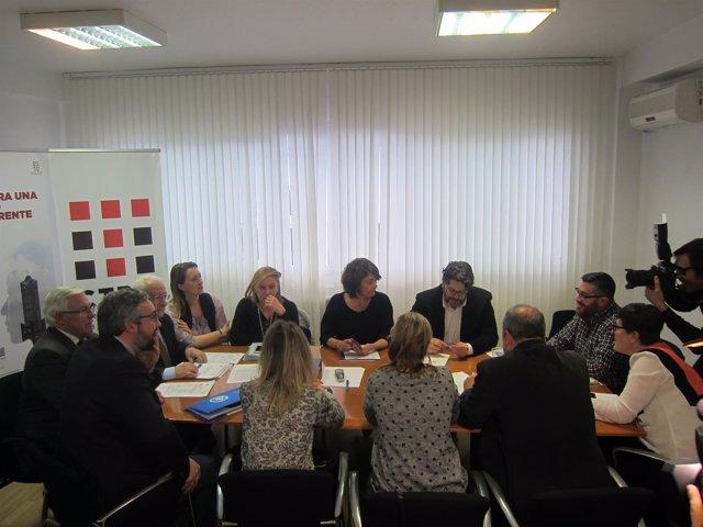 Reunión del Pleno del Consejo de la Transparencia