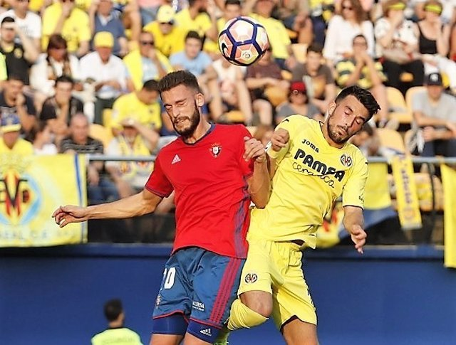 Villarreal y Osasuna se miden en Liga