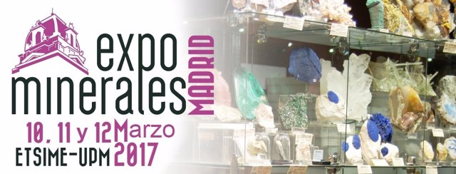 XXXVII Expominerales Madrid