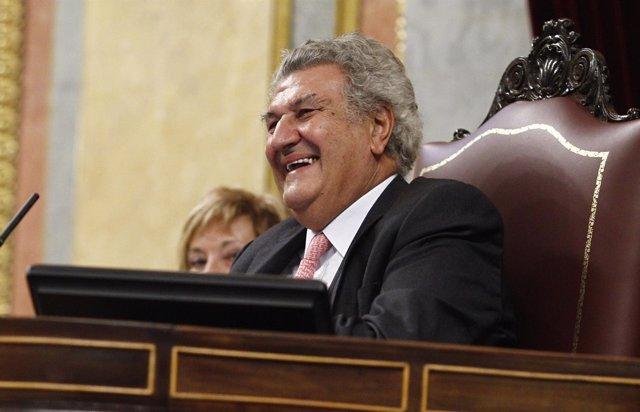 Jesús Posada, presidente del Congreso