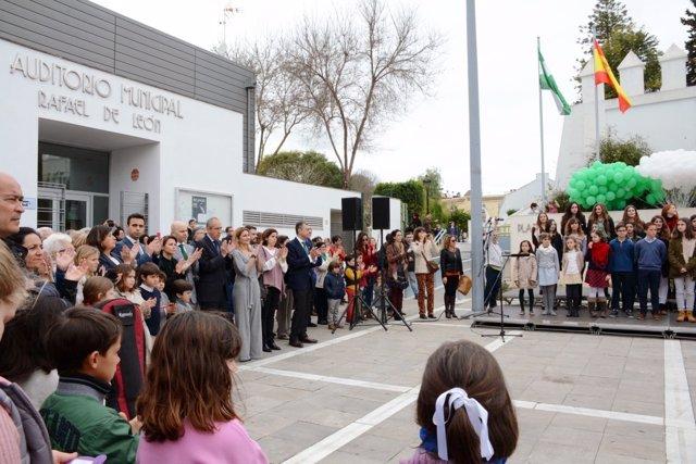Día de Andalucia en Tomares