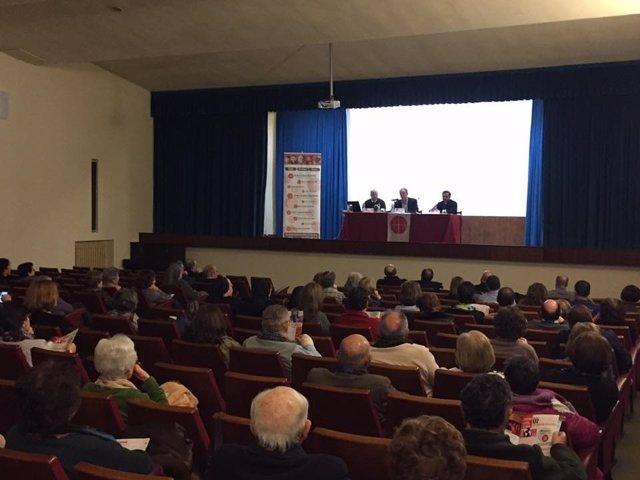 Presentación del informe sobre Libertad Religiosa en el Mundo 2016