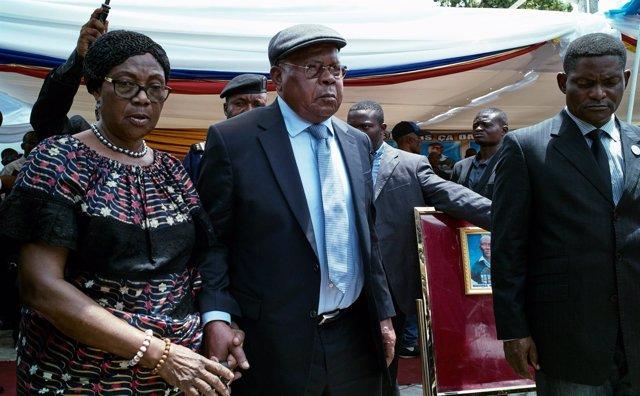 Etienne Tshisekedi, líder opositor congoleño