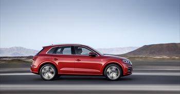 Audi Q5, Land Rover Discovery y Toyota C-HR, cinco estrellas Euro NCAP