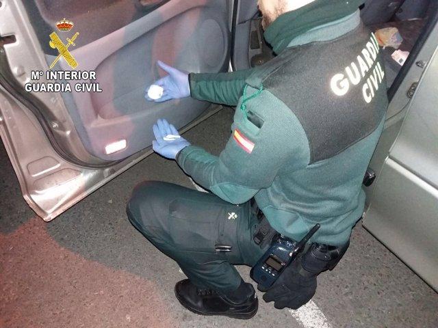 Detenido en Cangas por tráfico de drogas