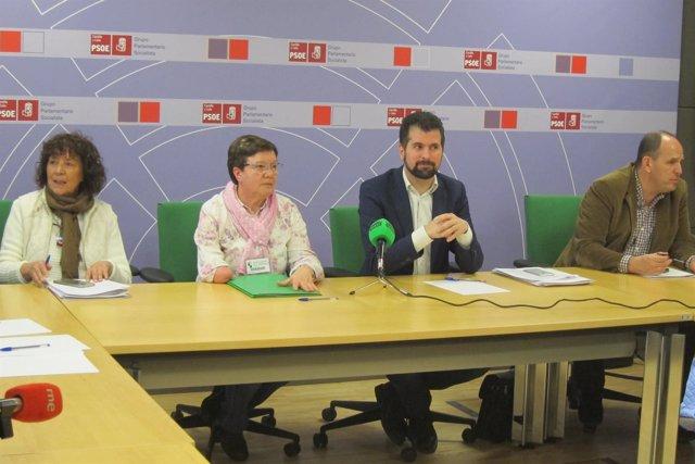 Valladolid. Reunión Tudanca Afectados Talidomina