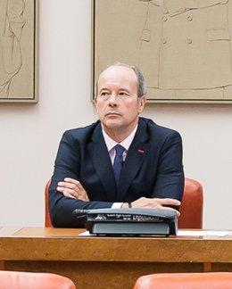 Juan Carlos Campo, diputado del Grupo Socialista