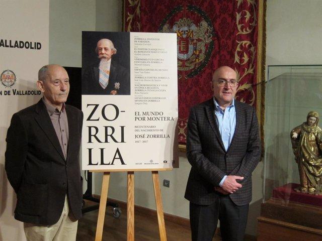 Valladolid. Antonio Piedra Y Jesús Julio Carnero