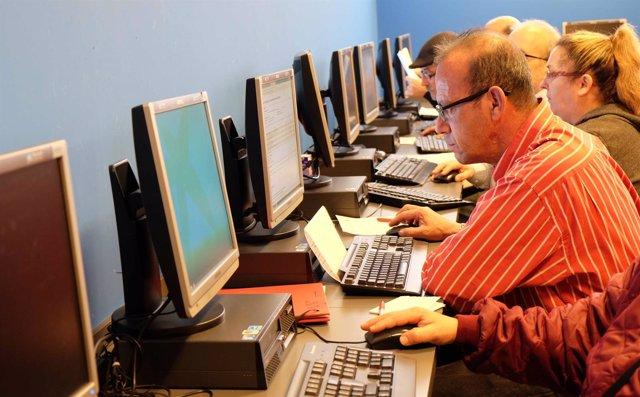 Nuevo taller de búsqueda de empleo de la Fundación Jesús Abandonado