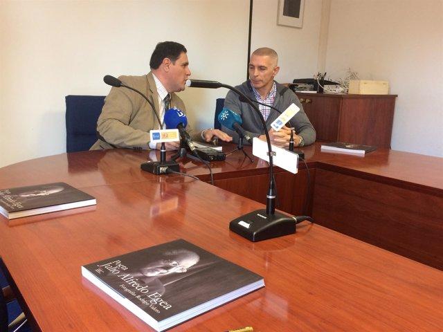El libro homenaje a Julio Alfredo Egea es un proyecto de Rodrigo Valera.