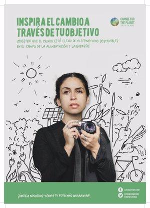 ONG católicas lanzan el concurso internacional de fotografía 'Inspira el cambio a través de tu objetivo'