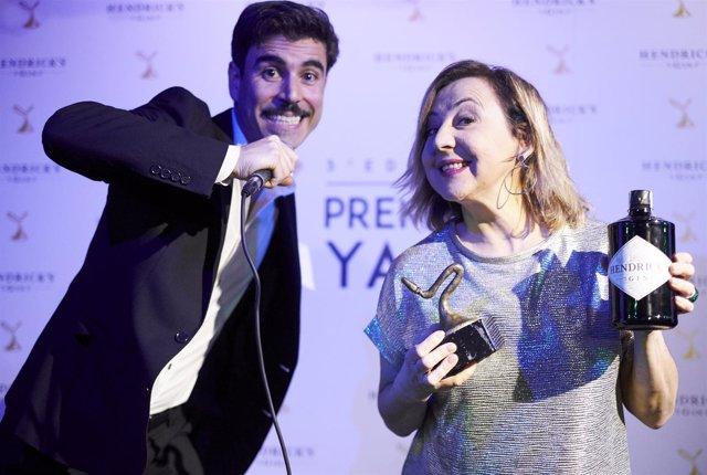 Premios Yago
