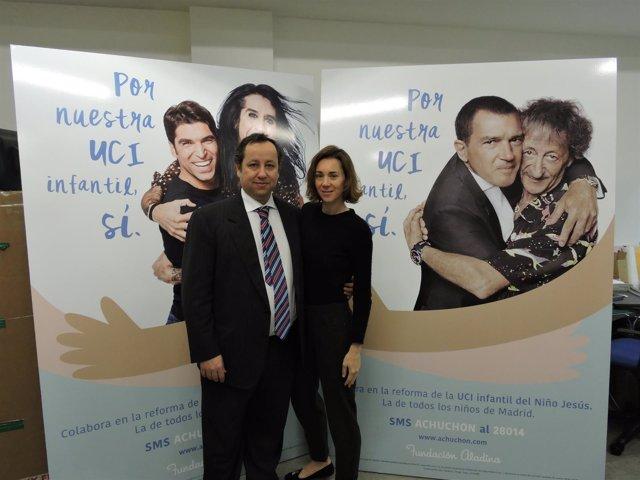 Donación de Common MS a la Fundación Aladina