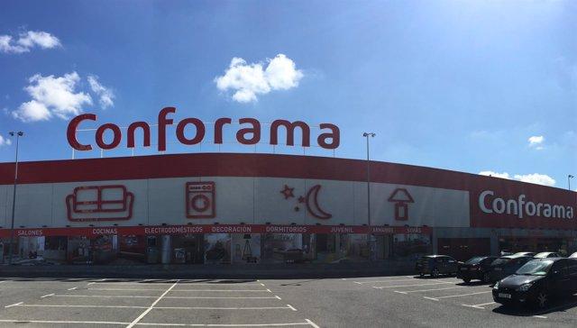 Nueva tienda de Conforama en Alcalá de Guadaíra (Sevilla)