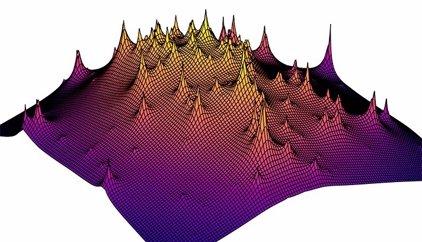 La materia oscura, puesta en el mapa