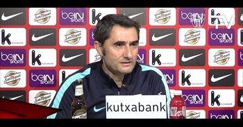"""Valverde: """"Hace tiempo que no ganamos fuera y no queremos aplazarlo"""""""