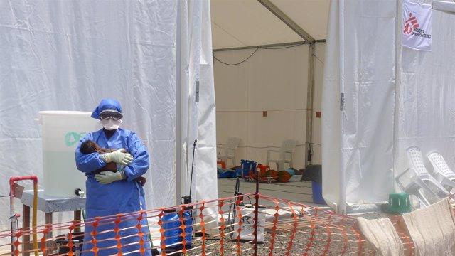 Salome Karwah, superviviente del ébola