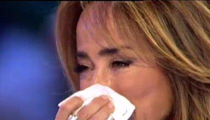 María Patiño y Lydia Lozano se enzarzan en una fuerte discusión que termina con una 'víctima'