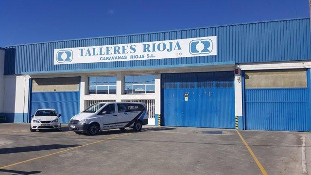 Rioja Singular Vehicles abrirá las puertas de sus nuevas instalaciones en Nájera
