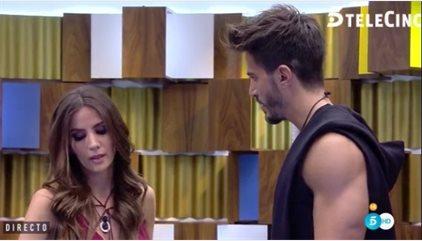 'GH VIP': Marco Ferri y Aylen no salvan su relación