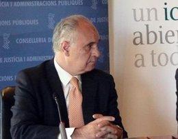 EL exconseller Rafael Blasco, en una imagen de archivo