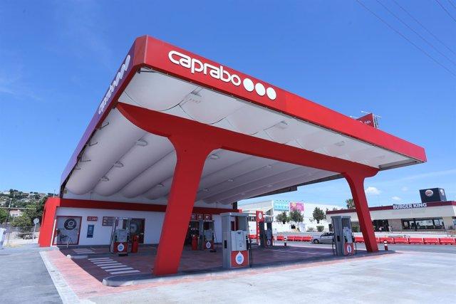Gasolinera Caprabo
