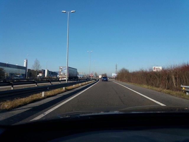 Carreteras asturianas, Autopista A-8, tráfico