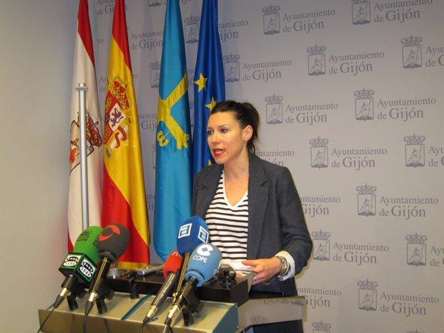 Nuria López.
