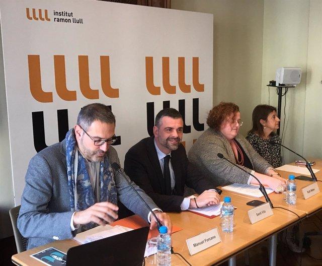 Presentación de la Feria del Libro Infantil y Juvenil de Bolonia