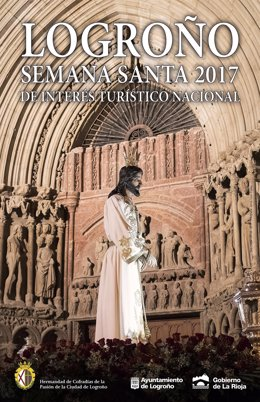 Cartel de la Semana Santa 2017 de Logroño