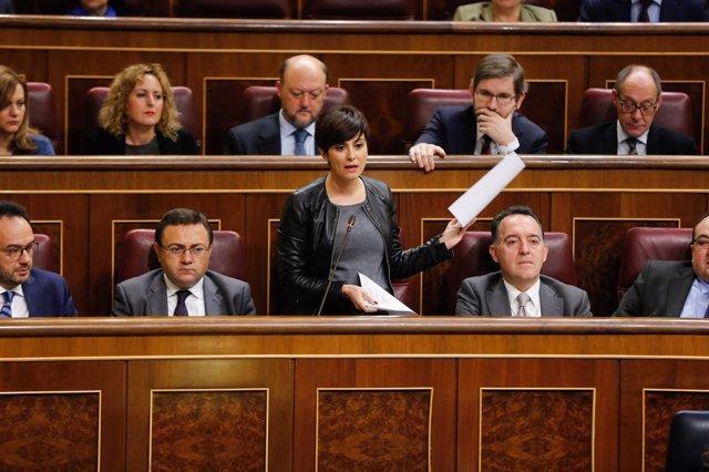 Rodríguez en el Congreso