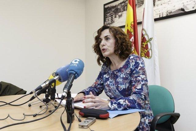 Ana María Álvarez, directora general de Trabajo