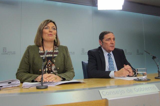 Valladolid. Marcos tras el Consejo de Gobierno