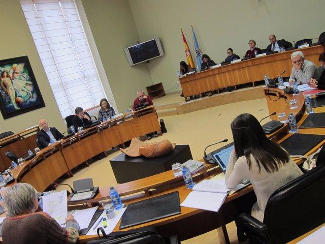Comisión de Cultura e Educación celebrada el 2 de marzo de 2017