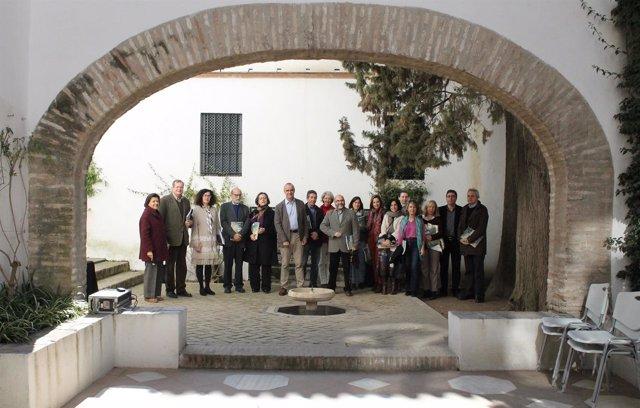 Presentación del nuevo número de los 'Apuntes del Alcázar'.