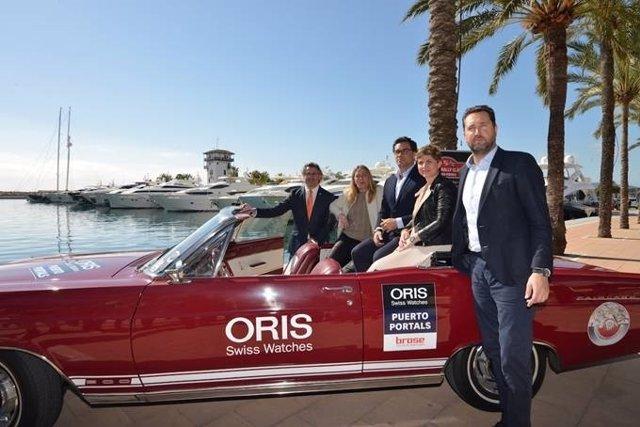 Oris Rally