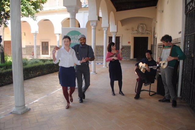 Sevilla Swing Festival 2017 trae a la vocalista noteramericana Tamar Korn