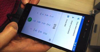 La compañía española BQ diseña una solución para que la llamada al 016 no...