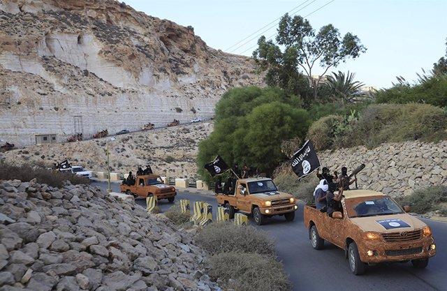 Estado Islámico, Daesh, en Libia