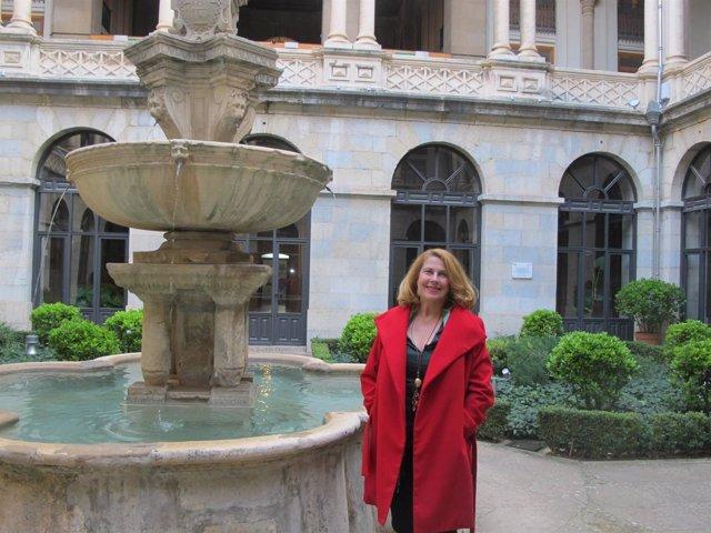 Amparo Climent, directora de 'Los sueños de Idomeni'.