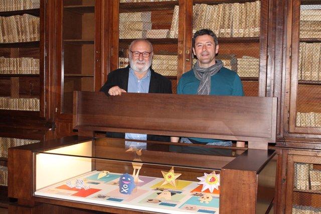 Exposición papiroflexia