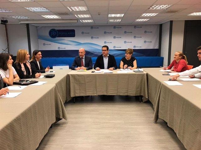 El Comité Organizador del Congreso de PPCV confirma candidaturas de Bonig y Bayo