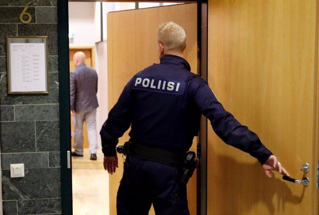 Policía de Finlandia