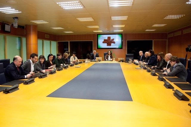 Reunión para la ponencia de Autogobierno